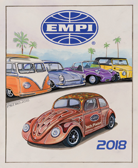 2018 EMPI VW Catalog